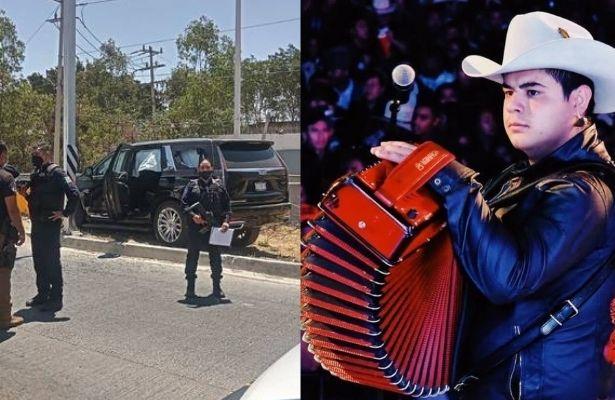 Fotos: En ataque armado Sicarios Ejecutan a Irving Olivas a su esposa y bebé en Zapopan; Jalisco, Irving era hermano del cantante Alfredito Olivas