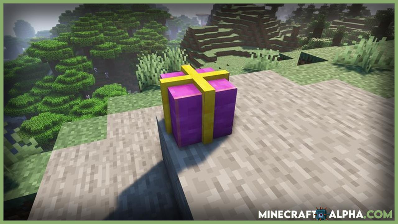 Minecraft Gift Mod (Present)