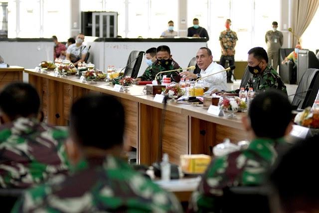 Sumut Direncanakan Jadi Tuan Rumah Latsitarda Nusantara XLI/2021