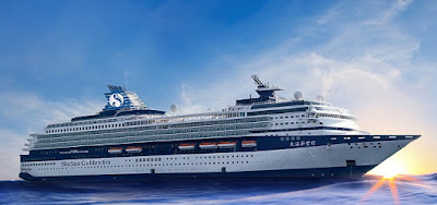 SkySea Cruise's SkySea Golden Era  ex Celebrity Century  Sails Luxury Cruises For Chinese Clientele