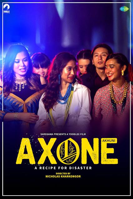 फिल्म 'अखुनी' का पोस्टर
