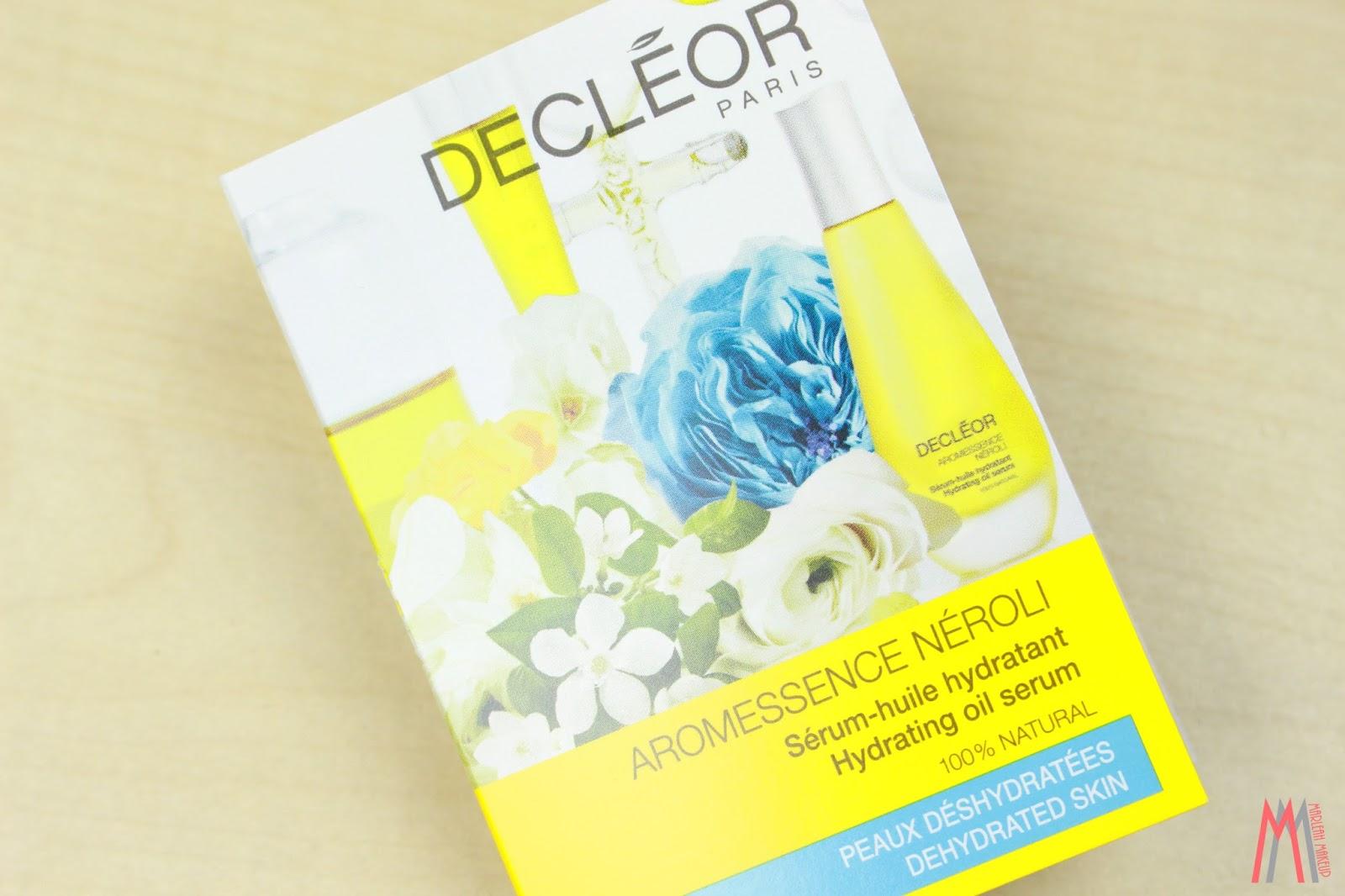 decleor aromessence