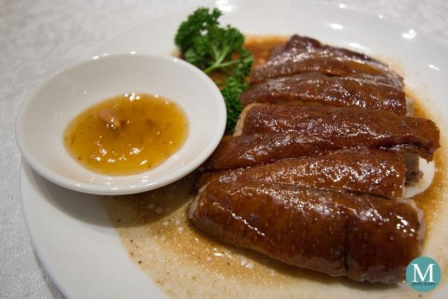Cantonese Roast Duck by Shang Palace at Shangri-La Hotel Guilin