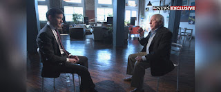 interview with Ron Miscavige on ABC News