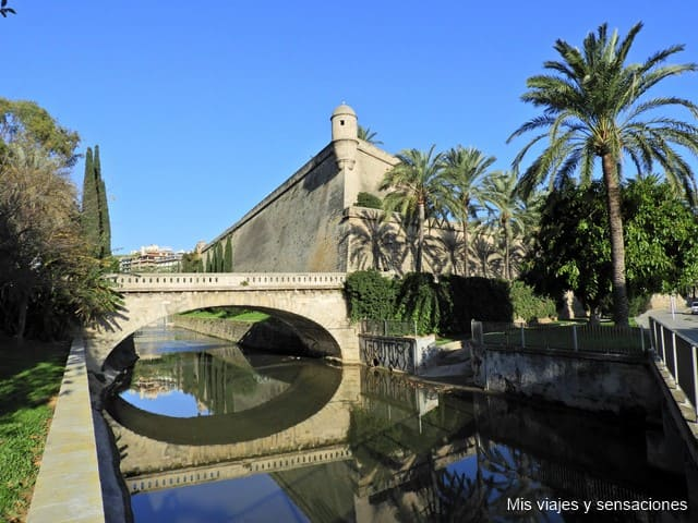 Baluartes, Palma de Mallorca