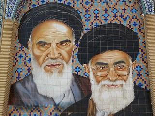 irán, ayatollahs