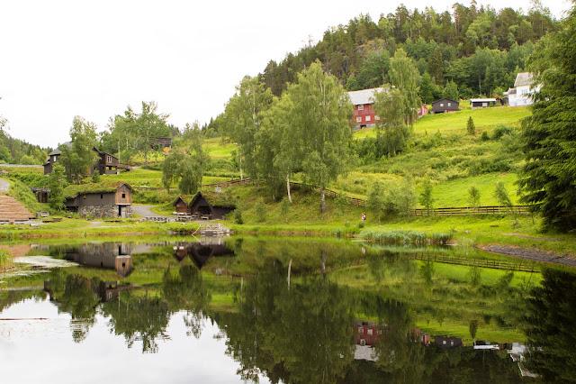 Punti panoramici e fattoria didattica lungo la 613