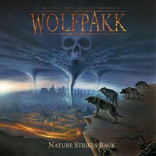 """Το βίντεο των Wolfpakk για το """"Nature Strikes Back"""" από το ομότιτλο album"""
