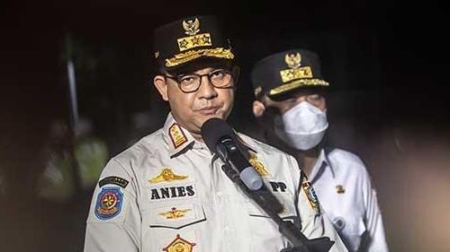 Penjegal Anies Baswedan Orang Dekat Jokowi, Ini Dia Sosoknya