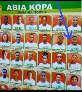 BBNaija: Throwback Photo Of Kiddwaya As A Corper In Abia State