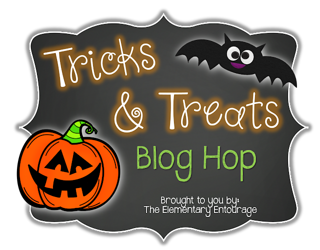 Tricks and Treats Blog Hop