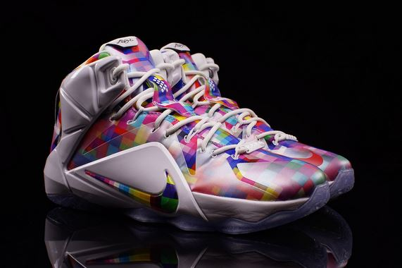newest 0ff2d 634c4 Here is a detailed look at the Nike LeBron 12  Finish Your Breakfast   Sneaker Available Now HERE with more sizes HERE , HERE, HERE   HERE, Peep  more images ...