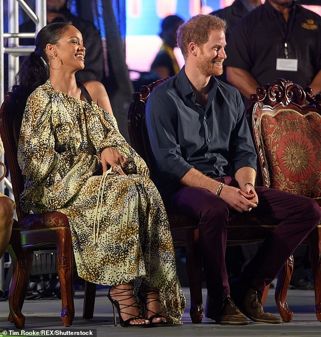 Rihanna reportedly forged secret friendship with Meghan Markle after her shock move to London