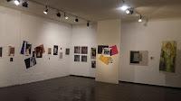 Alunas do atelier de desenho e pintura da Casa de Cultura Adolpho Bloch trocam ideia com a artista Titina Corso