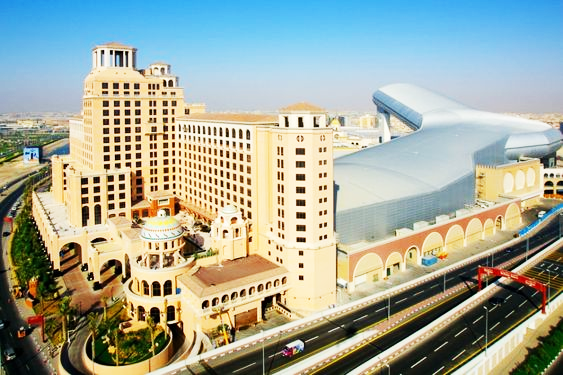 Mall of the emirates -UAE