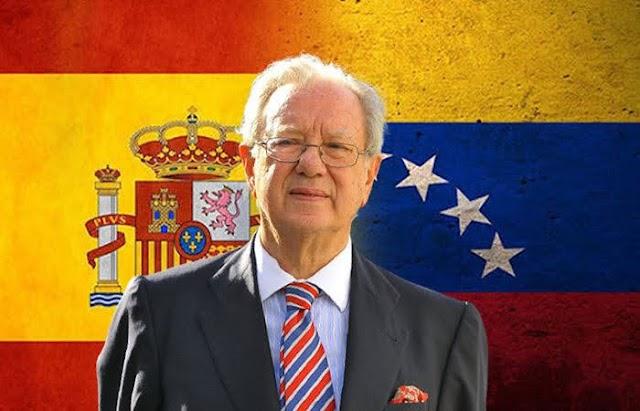 Exembajador español Raúl Morodo utilizó facturas falsas para ocultar pago de comisiones a exfuncionario venezolano, según Hacienda española