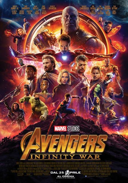 Avengers: Infinity War Film