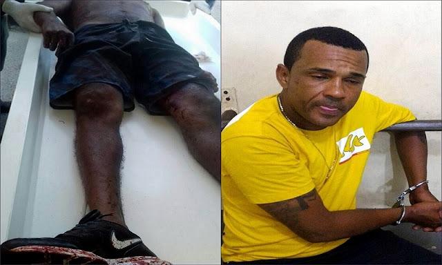 Homem é atingido por golpe de faca e morre no centro de Aracaju