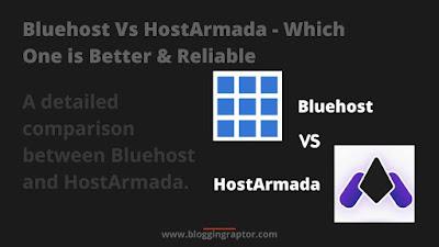 bluehost, hostarmada, hostarmada vs bluehost, bluehost vs hostarmada,