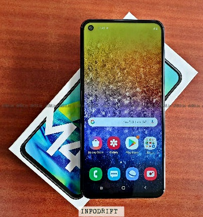 Samsung Galaxy M40: the sale will start on 18th of June, get all the specifications & features here...