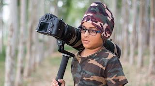১০ বছরের  আর্শদীপ ২০১৮র ওয়াইল্ডলাইফ ফটোগ্রাফারের পুরস্কার জিতে নিলেন