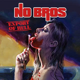 """Ο δίσκος των No Bros """"Export of Hell"""""""