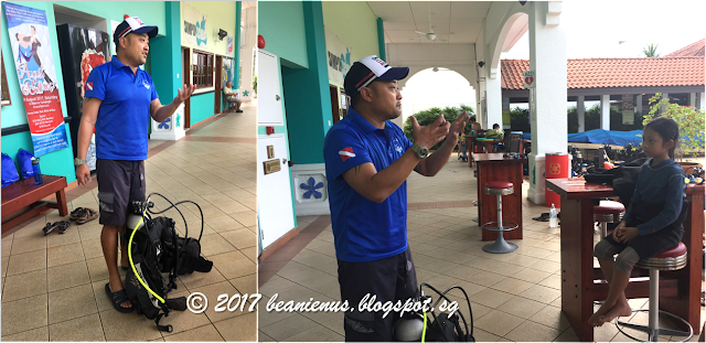 Parent Blogger, Singapore, Outdoor Fun, Scuba Diving Kids