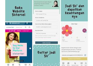 sistersel social selling platform