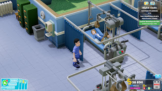 two point hospital fracture