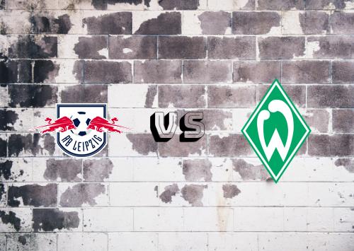 RB Leipzig vs Werder Bremen  Resumen