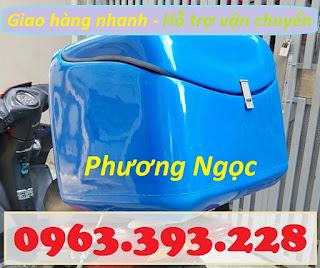 Thùng giao hàng trung 2, thùng chở hàng có mút cách nhiệt, thùng chở hàng 0cfa229e0268f936a079