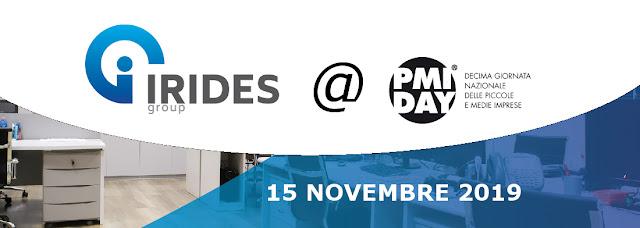 IridesGroup per il PMI DAY 2019