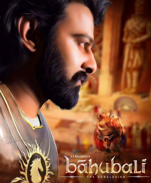 Baahubali The Conclusion First Look Poster