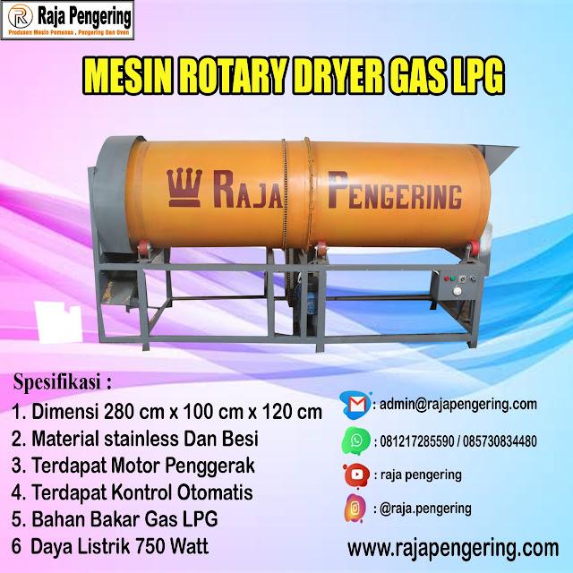 pengering padi, pegering jagung, pengering rotary