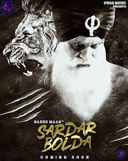 Babbu Maan - Sardar Bolda - song listen online - DjPunjab