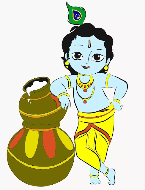 Shree Krishna Janmashtami Essay in Hindi  श्रीकृष्ण जन्माष्टमी पर निबंध