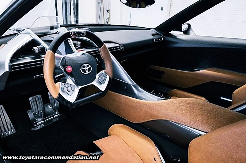 2019 Toyota Supra Concept, Spec and Interior