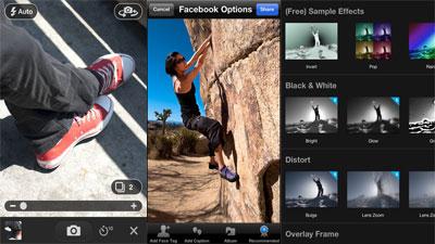 Aplikasi Editor Foto iPhone