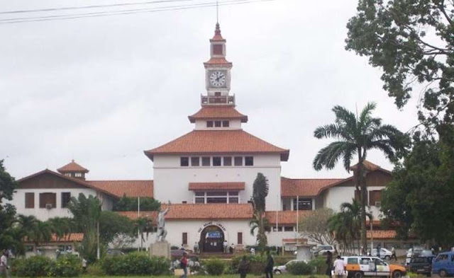 Ghana missing in 2016 World University Rankings