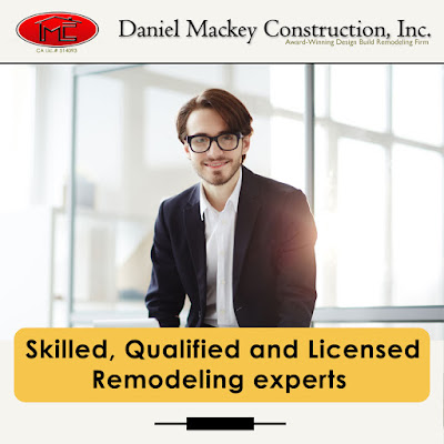 Licensed Remodeling Experts in San Jose