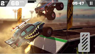 MMX Racing Apk Data Mod Hack