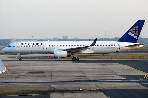 Air Astana Telefon ve İletişim Numaraları