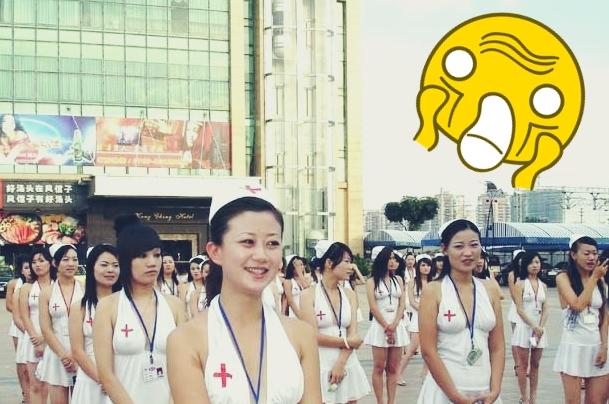 Perawat Di Cina Ini Tugasnya Untuk Menyusui..Bukan Anak-anak, Melainkan Orang Dewasa! Lihat Aksinya