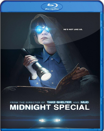Midnight Special [BD25] [2016] [Latino]
