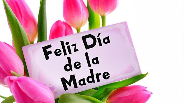 Feliz día de la madre, imágenes con flores