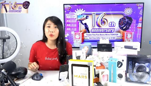 Ganha uma Xiaomi Mi Band 5 na Tomtop