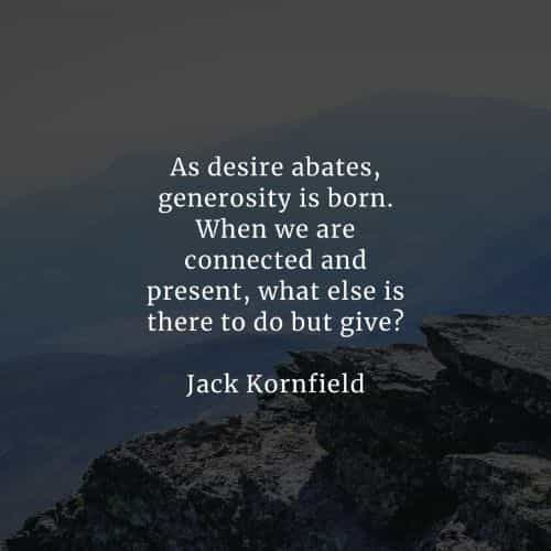 Generosity quotes that will make you act with kindness