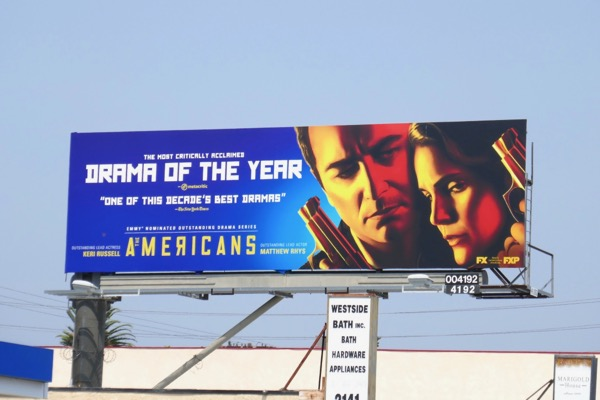 Americans season 6 Emmy noms billboard