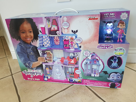 Disney's Vampirina Toys! *Review*