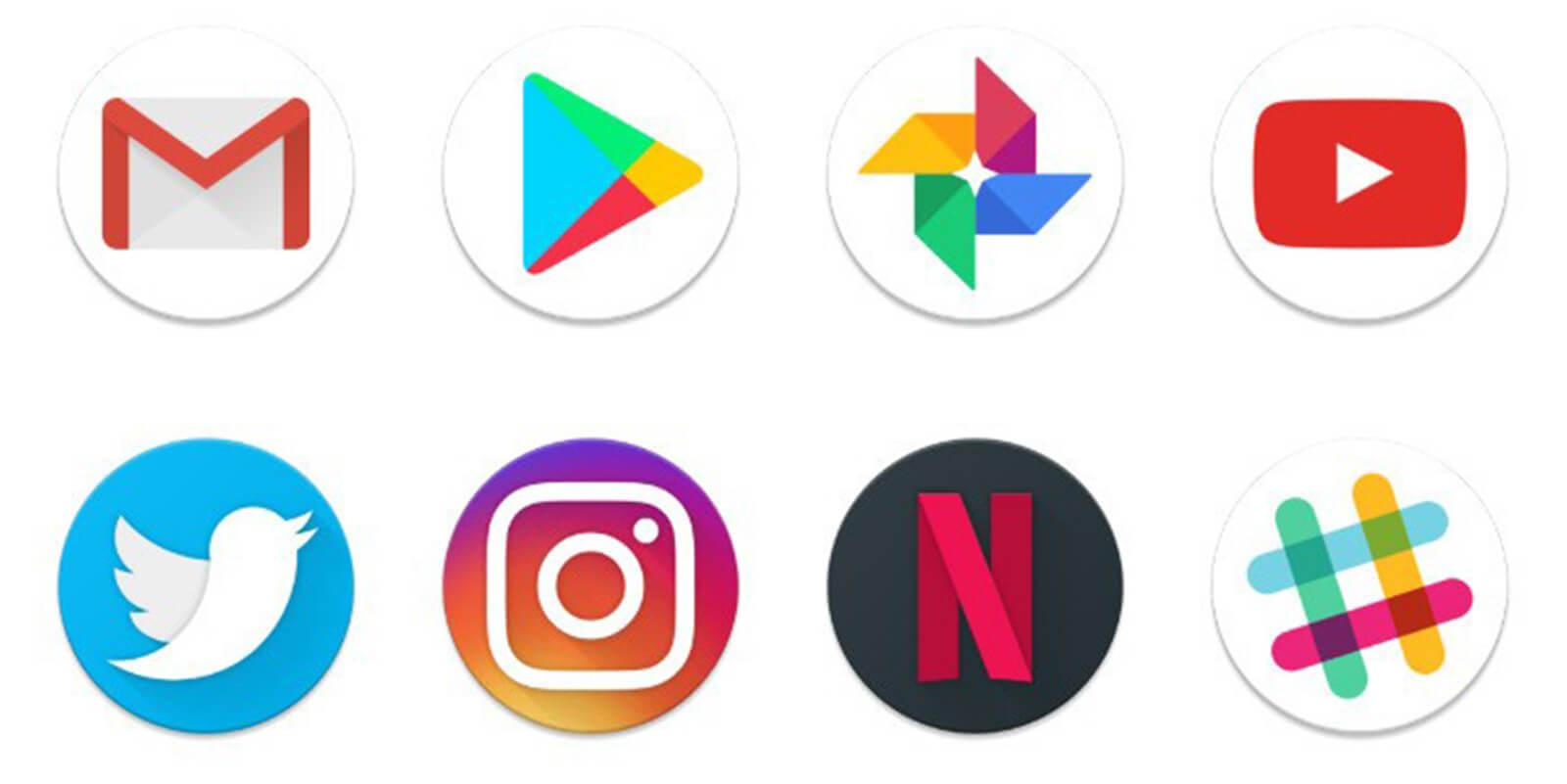 Pireo Pixel/Pie Icon Pack APK